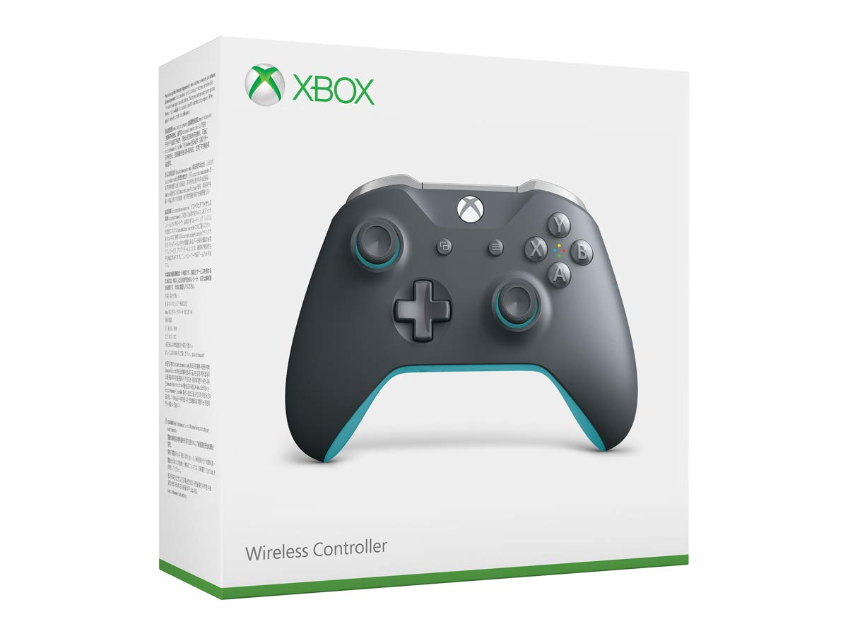 Xbox ワイヤレス コントローラー (グレー/ブルー)【楽天ブックス】