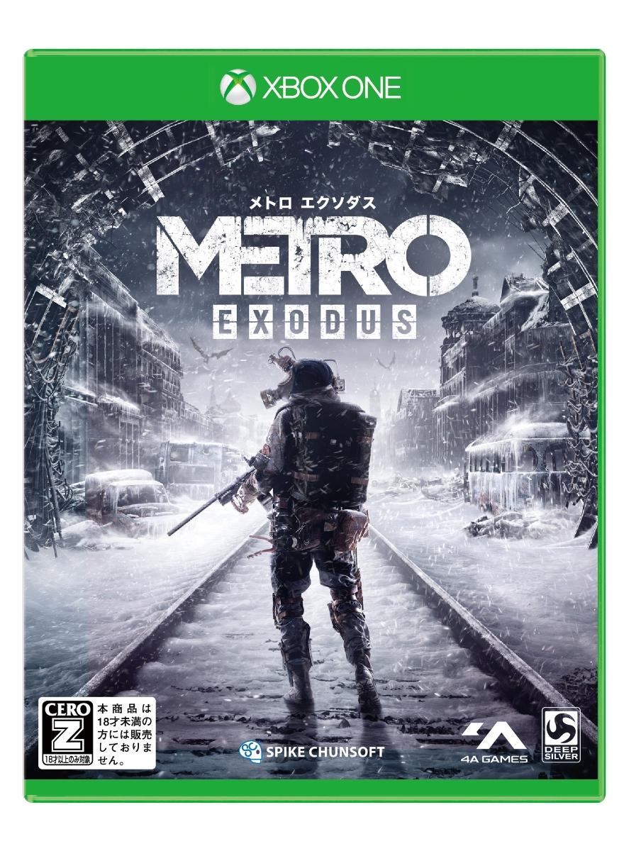 メトロ エクソダス XboxOne版【楽天ブックス】