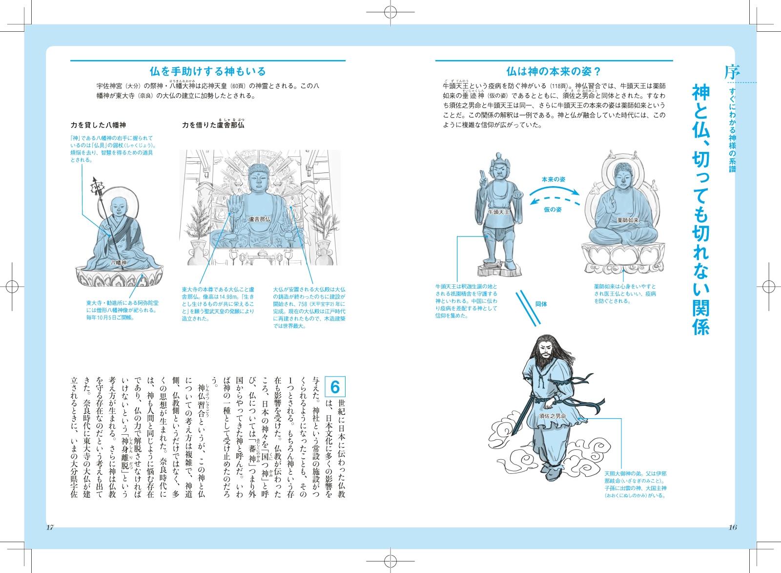 楽天ブックス: 日本の神様解剖図...