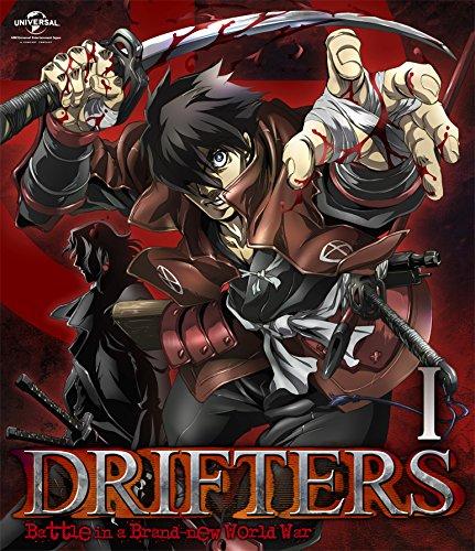 DRIFTERS 第1巻【Blu-ray】