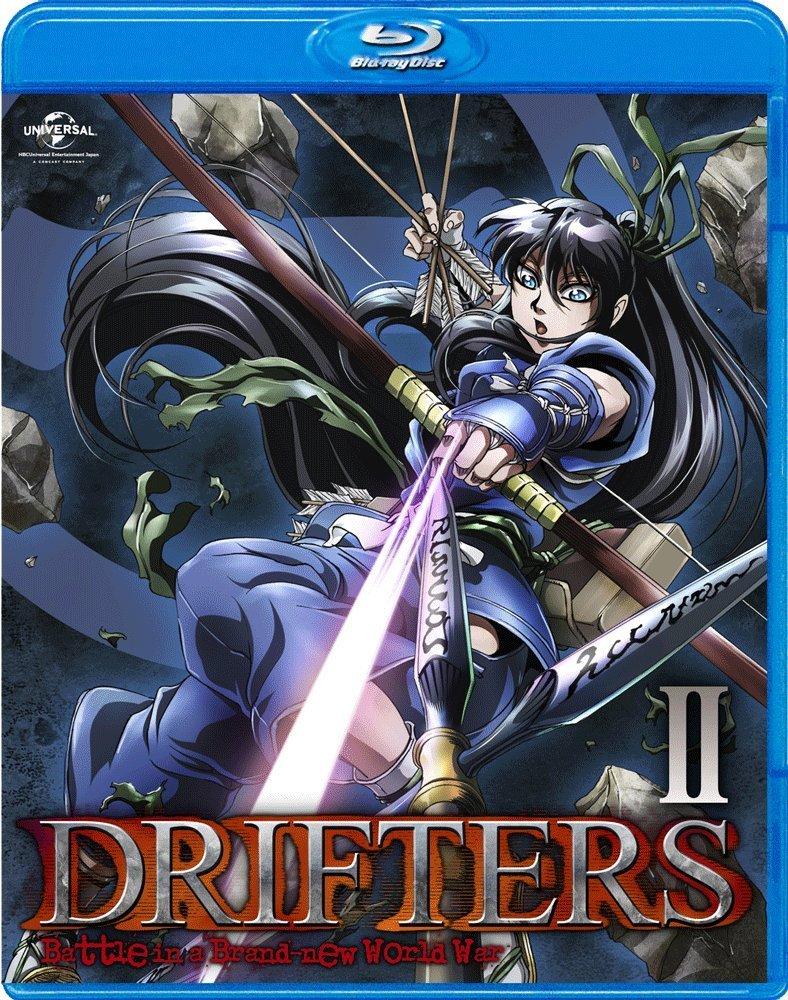 DRIFTERS 第2巻【Blu-ray】