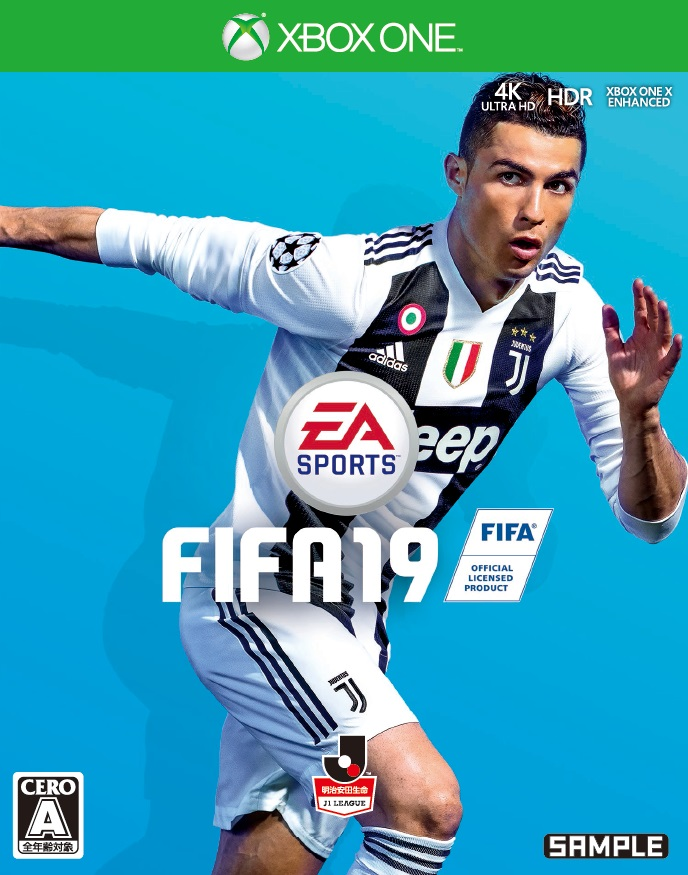 FIFA 19 通常版 XboxOne版【楽天ブックス】