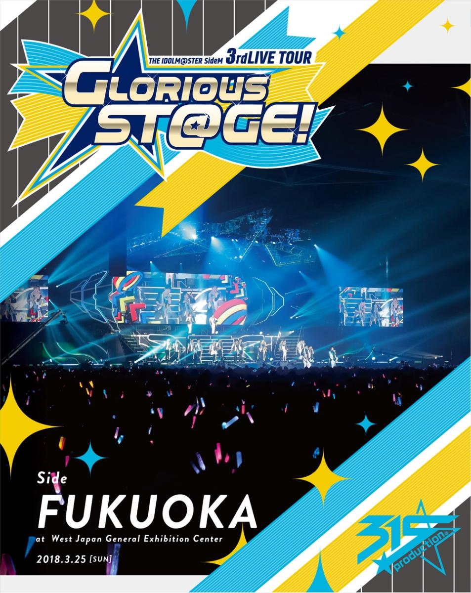 / THE STARS〜 【Brilliant Side】 IDOLM@STER 【送料無料】 アイドルマスターSideM 〜ORIGIN@L 【返品種別A】 [Blu-ray] Live Blu-ray SideM 2nd STAGE