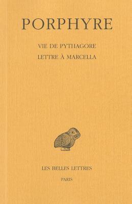 Æ¥½å¤©ãƒ–ックス Porphyre Vie De Pythagore Lettre A Marcella Porphyre 9782251003610 Æ´‹æ›¸