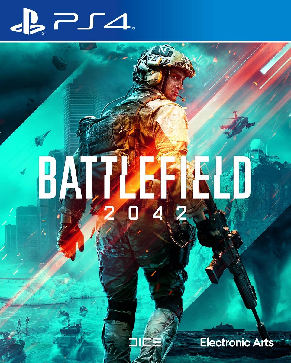 【予約】【特典】Battlefield 2042 PS4版(【同梱予約特典】DLC)