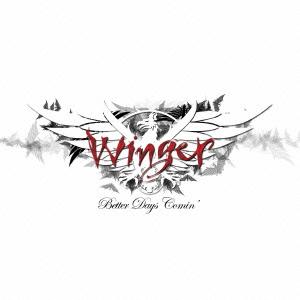 楽天ブックス: ベター・デイズ・カミン - ウインガー - 4527516013936 : CD