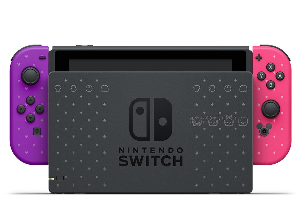 【予約】Nintendo Switch ディズニー ツムツム フェスティバルセット