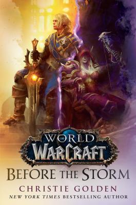 楽天ブックス before the storm world of warcraft christie golden
