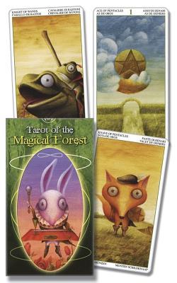 楽天ブックス tarot of the magical forest lo scarabeo