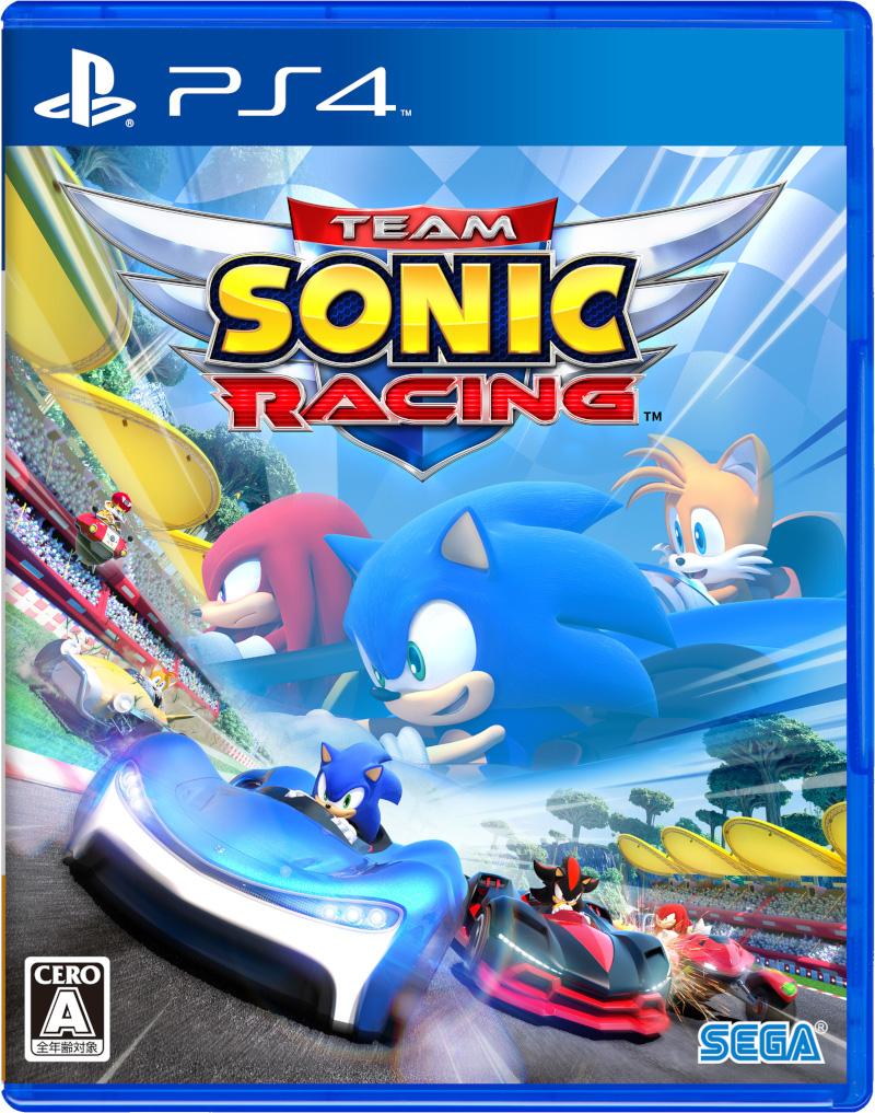 チームソニックレーシング PS4版