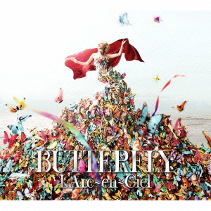 BUTTERFLY(完全生産限定盤2CD+DVD)