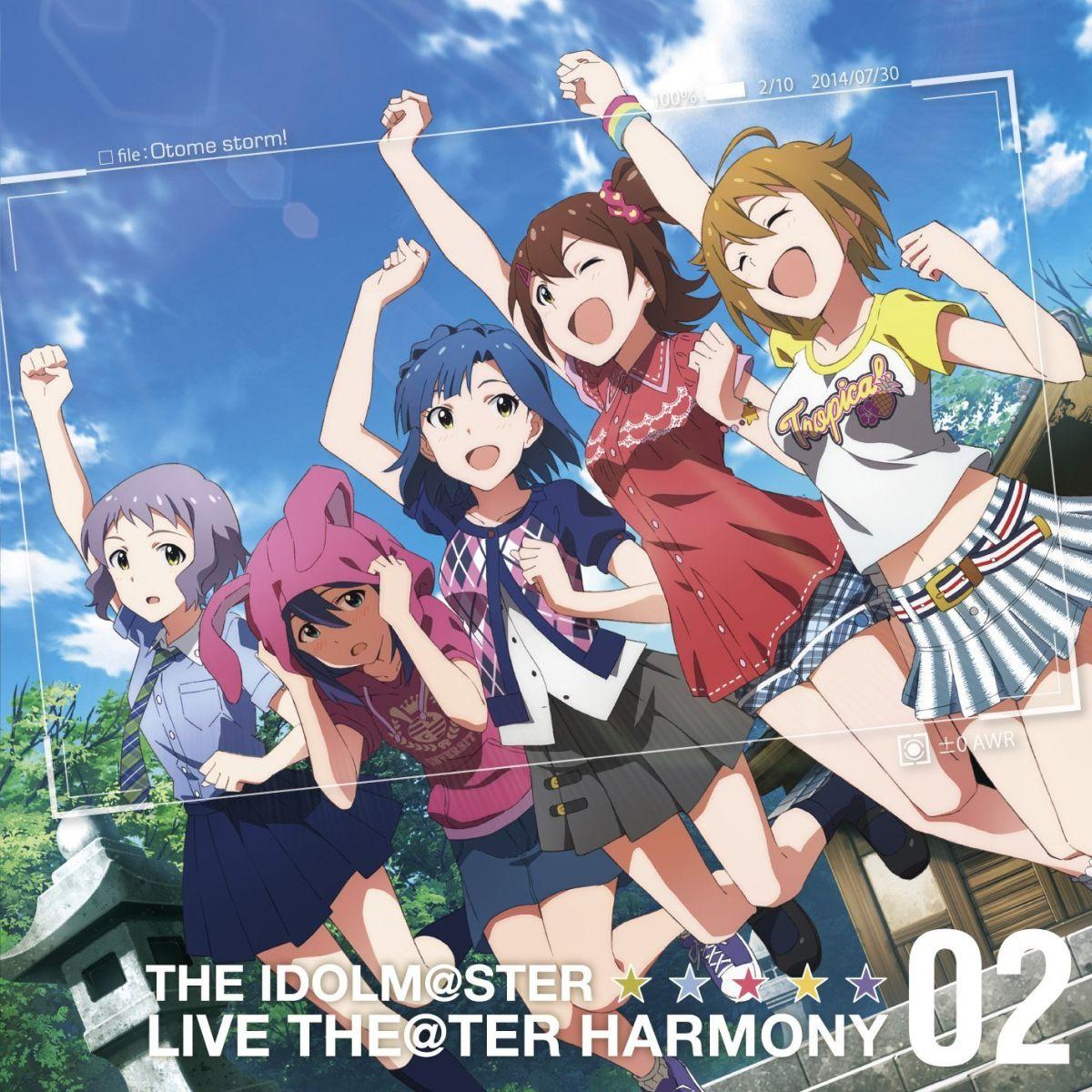 『アイドルマスター ミリオンライブ!』::THE IDOLM@STER LIVE THE@TER HARMONY 02乙女ストーム!