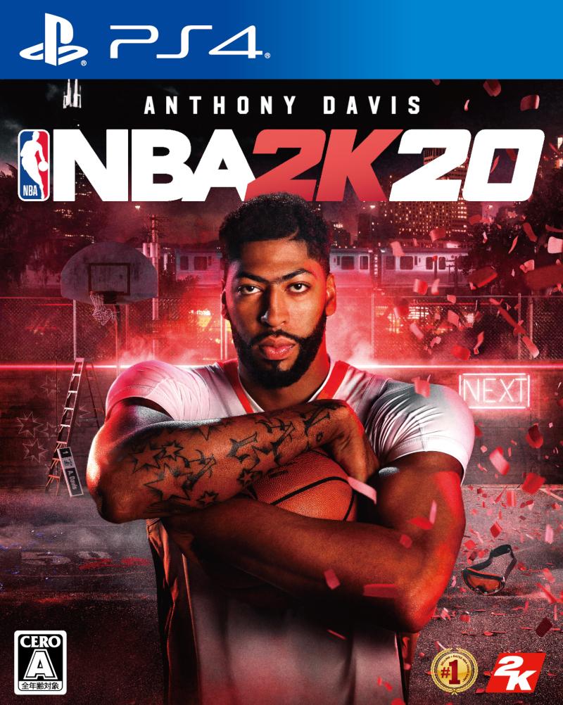【予約】NBA 2K20 PS4版
