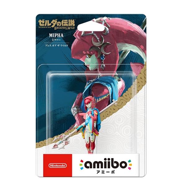 amiibo ミファー【ブレス オブ ザ ワイルド】 (ゼルダの伝説シリーズ)【楽天ブックス】