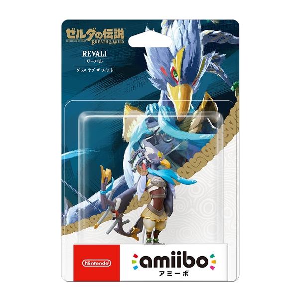 amiibo リーバル【ブレス オブ ザ ワイルド】 (ゼルダの伝説シリーズ)【楽天ブックス】