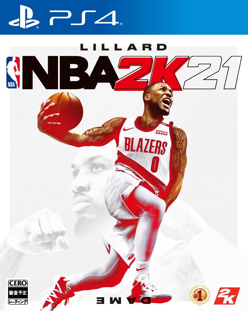 【予約】NBA 2K21 PS4版