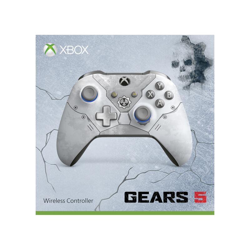 【予約】Xbox ワイヤレス コントローラー Gears 5 リミテッド エディション