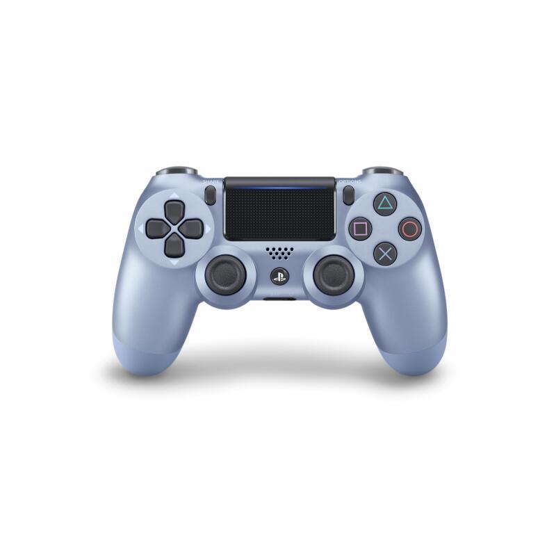 PS4 ワイヤレスコントローラー(DUALSHOCK 4) チタン・ブルー