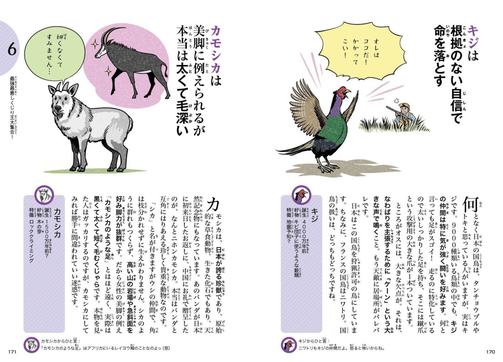 楽天ブックス: しくじり動物大集合 - 進化に失敗したポンコツな動物たち