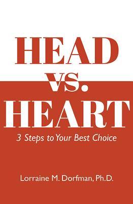 楽天ブックス head vs heart 3 steps to your best choice lorraine