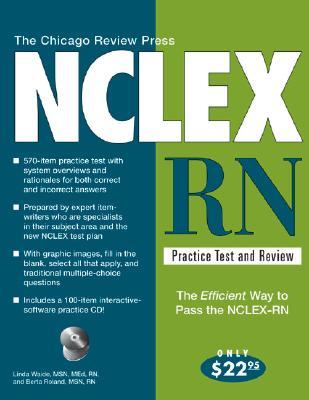 楽天ブックス the chicago review press nclex rn practice test and