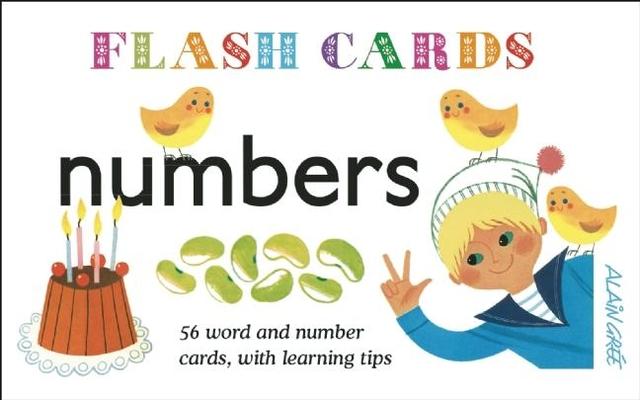 楽天ブックス numbers flash cards 56 word and number cards with