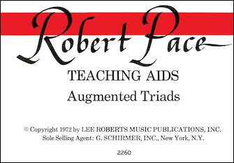 1 SET Robert Pace TEACHING AIDS Lines and Spaces Non-Chromatic Flash Cards