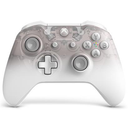 Xbox ワイヤレス コントローラー (ファントム ホワイト)【楽天ブックス】