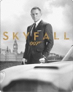 007/スカイフォール ブルーレイ版スチールブック仕様【5,000セット数量限定生産】【Blu-ray】
