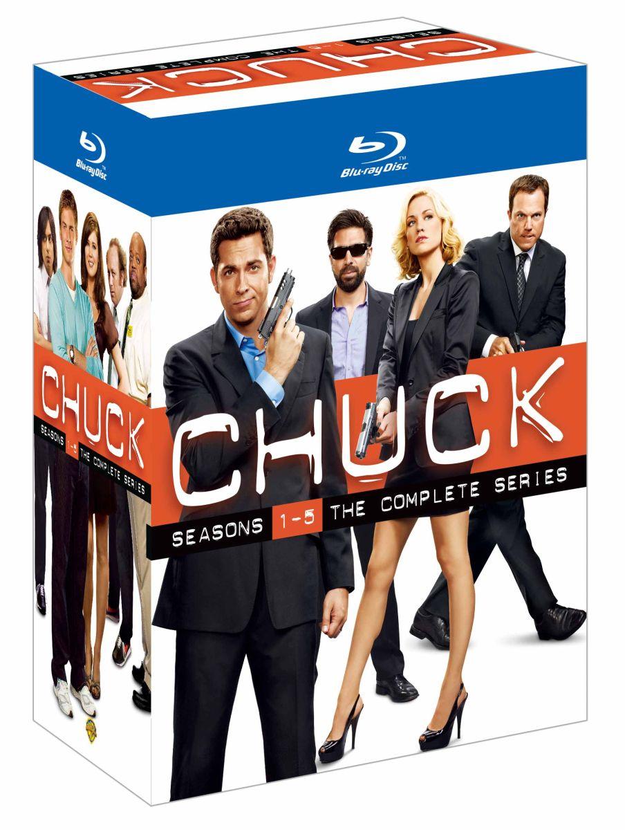 chuck blu ray chuckblu ray voltagebd Image collections