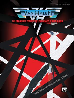 GUITAR TAB SONG BOOK EDDIE VAN HALEN BEST OF VOLUME I