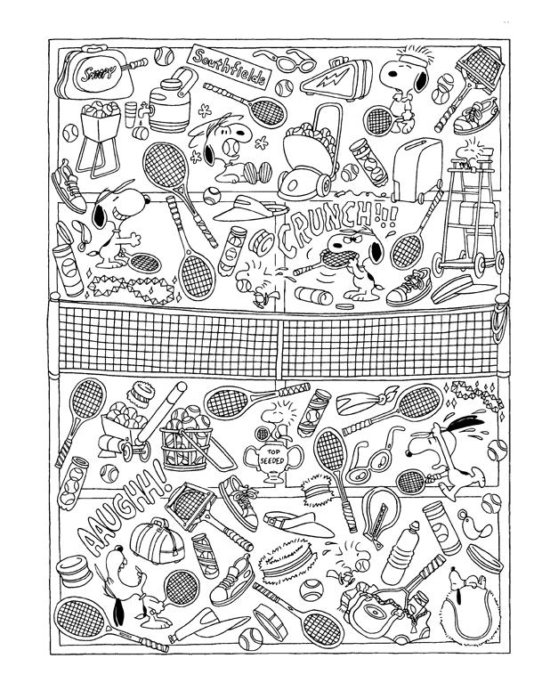 楽天ブックス Snoopy Coloring Book ぬりえで楽しむスヌーピーと仲間