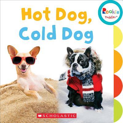Books Cold Dog Children's Books Hot Dog