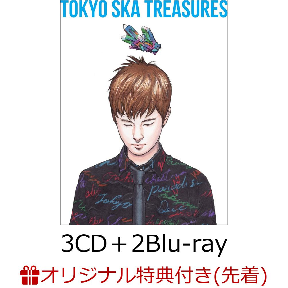 楽天ブックス: 【楽天ブックス限定先着特典】TOKYO SKA TREASURES ...