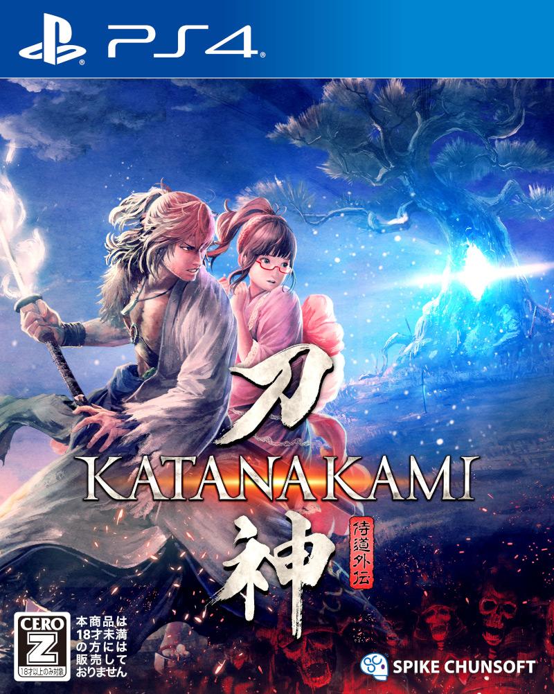 【予約】侍道外伝 KATANAKAMI PS4版