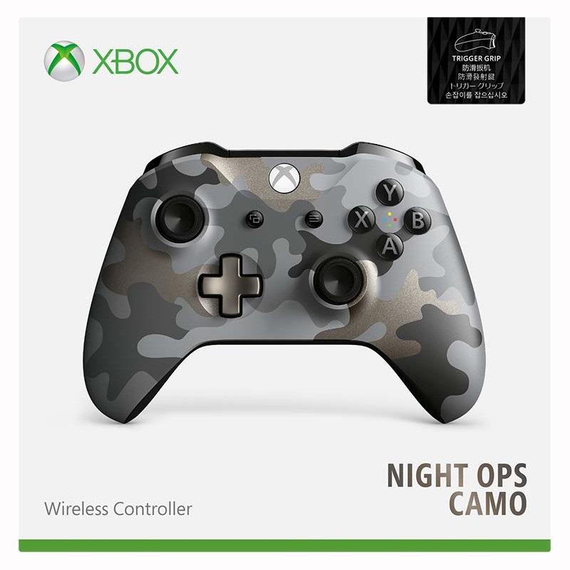 Xbox ワイヤレス コントローラー (ナイト オプス カモ)