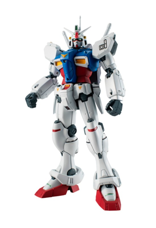 ROBOT魂〈SIDE MS〉 RX-78GP01 ガンダム試作1号機 ver. A.N.I.M.E.