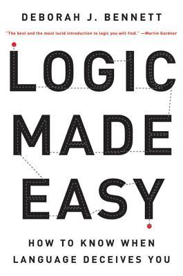 楽天ブックス logic made easy how to know when language deceives
