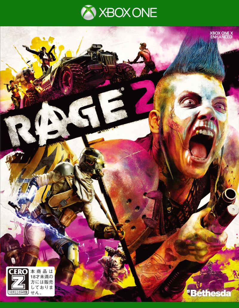 【予約】RAGE 2 XboxOne版