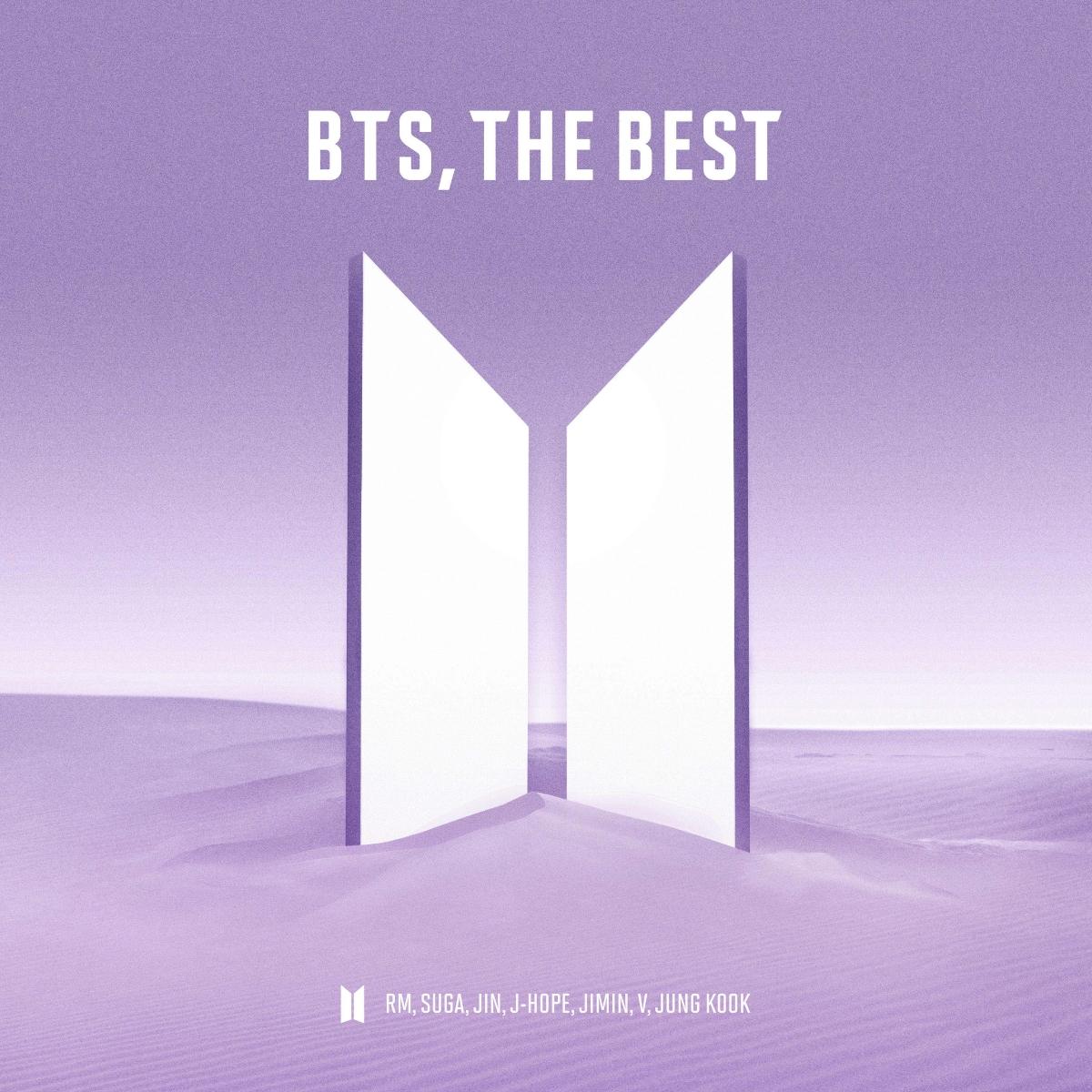 『BTS, THE BEST』 6/16発売!