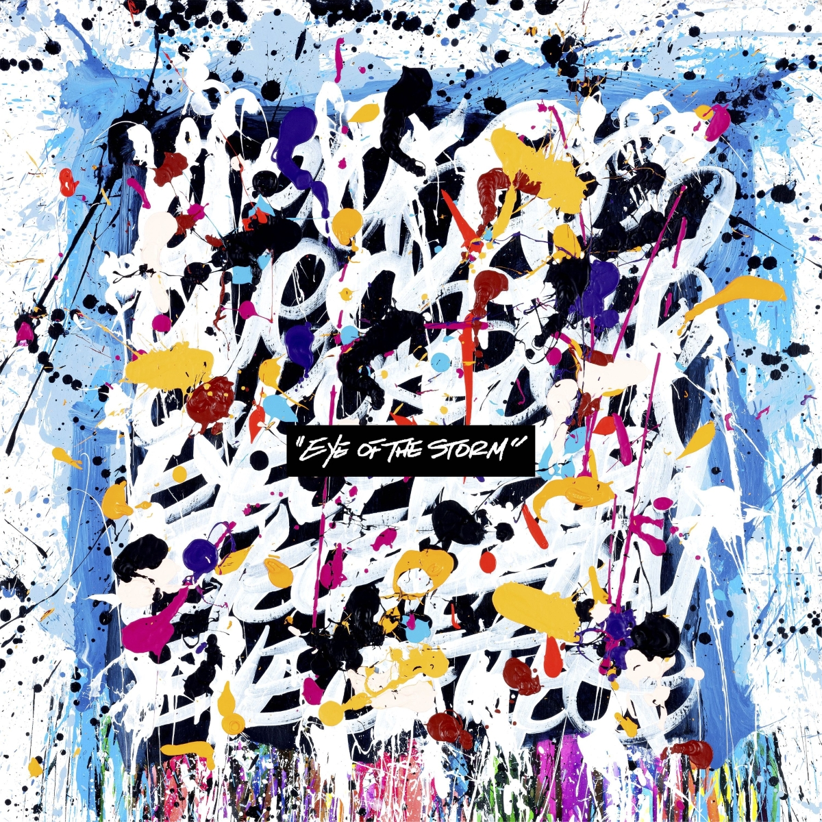 ONE OK ROCK Eye of the Storm (初回限定盤 CD+DVD)【特典なし】