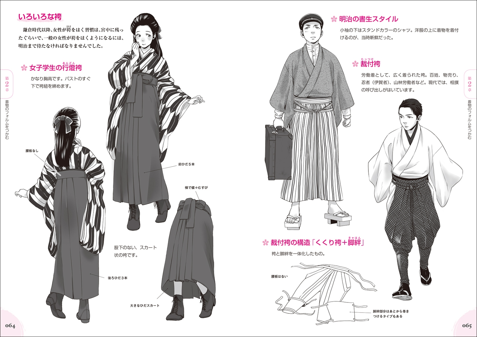 楽天ブックス 完全解説 和装キャラクターの描き方 着物の構造から基本