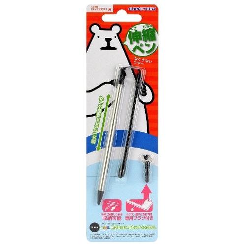 new伸びる!おトモタッチペン3DLL(ブラック)