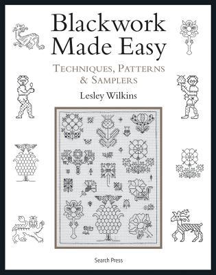 楽天ブックス blackwork made easy techniques patterns and samplers