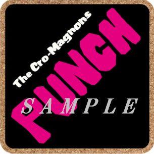 【楽天ブックス限定先着特典】PUNCH (オリジナルコルクコースター付き) ザ・クロマニヨンズ