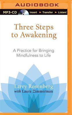 楽天ブックス three steps to awakening a practice for bringing