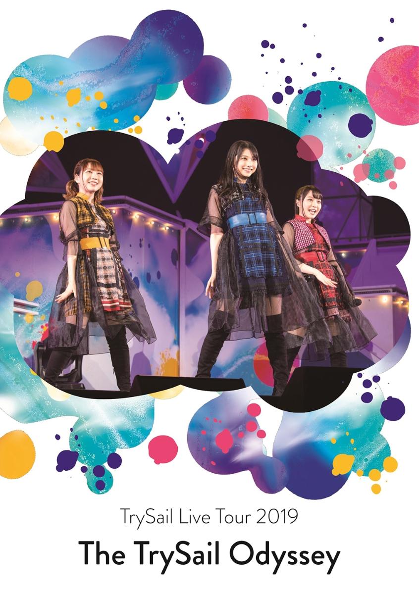 """6,352円 TrySail Live Tour 2019 """"The TrySail Odyssey""""【Blu-ray】"""