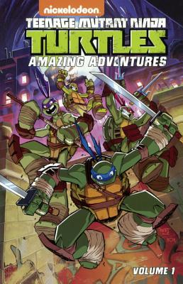 teenage mutant ninja turtles amazing adventures teenage mutant ninja turtles amazing adventures volume 1 landry walker 9780606378093 voltagebd Gallery