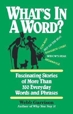 楽天ブックス what s in a word fascinating stories of more than 350