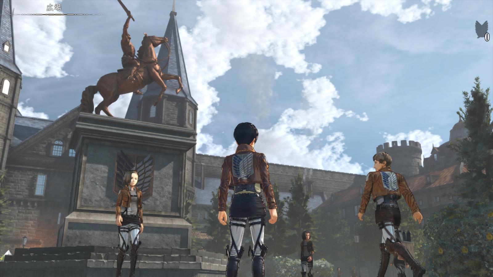 楽天ブックス 進撃の巨人2 Final Battle Ps4版 Ps4 ゲーム